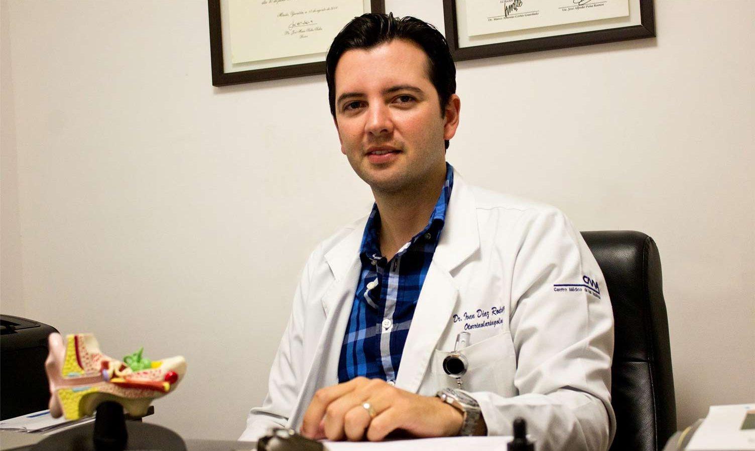 Dr. Sergio Iván - Otorrinolaringólogo